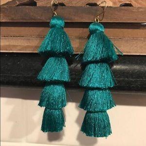 Green BaubleBar Earrings